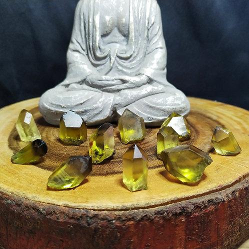 Mini pontas de Green Gold