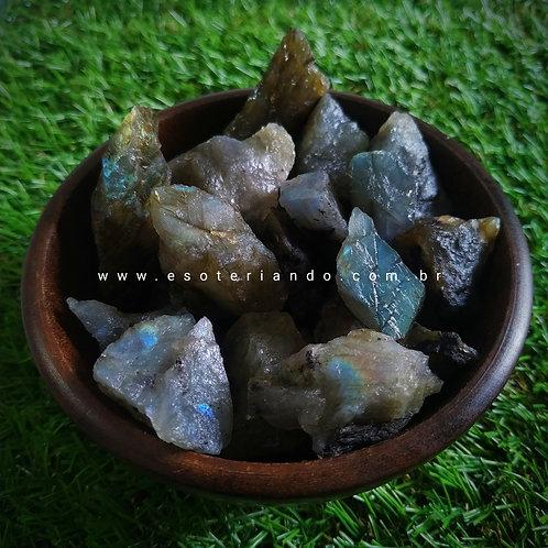 Labradorita Bruta A pedra da Magia