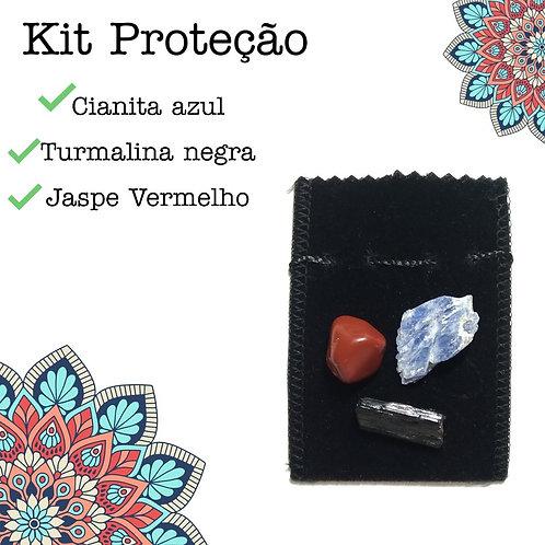 Kit proteção para levar na bolsa