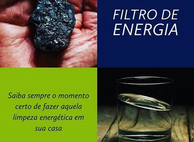 Medidor de energias densas no ambiente