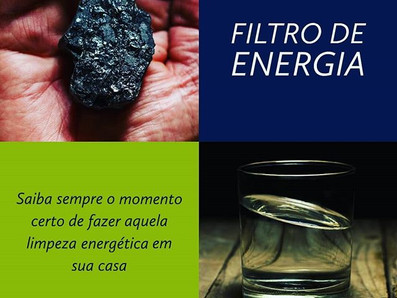 Medidor de energias densas no ambiente
