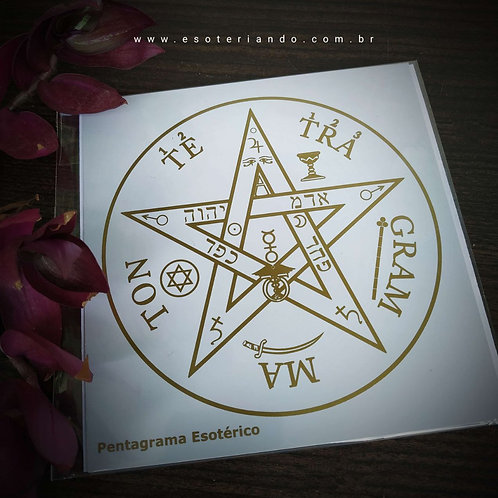 Placa Radionica Tetragrammaton