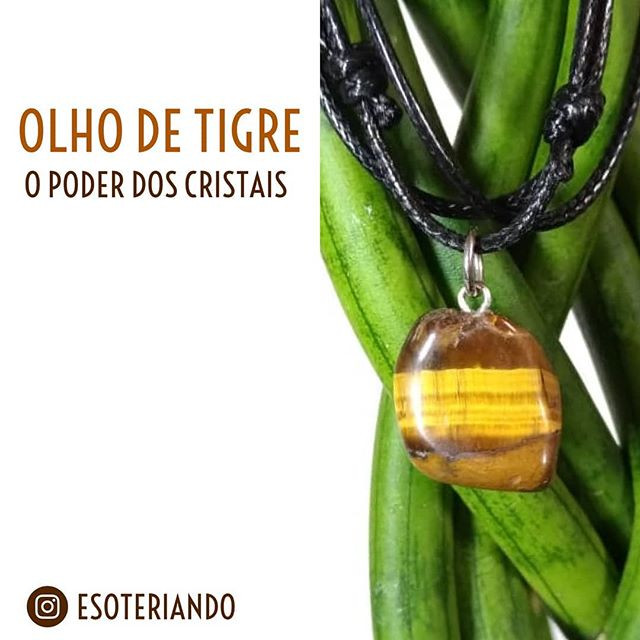 O poder do Olho de tigre