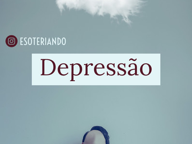 Origem e psicossomática da Depressão