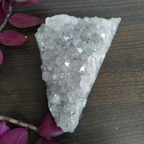 Drusa de Cristal 389g