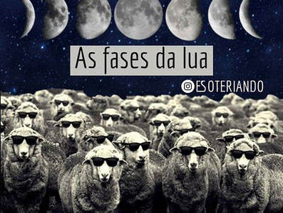 Rituais e as fases lunares