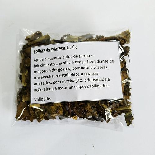 Folhas de Maracujá