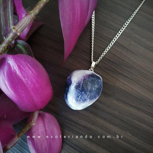 Colar de pedra Tiffany - EUA