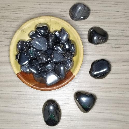 Cristal de Hematita Rolado
