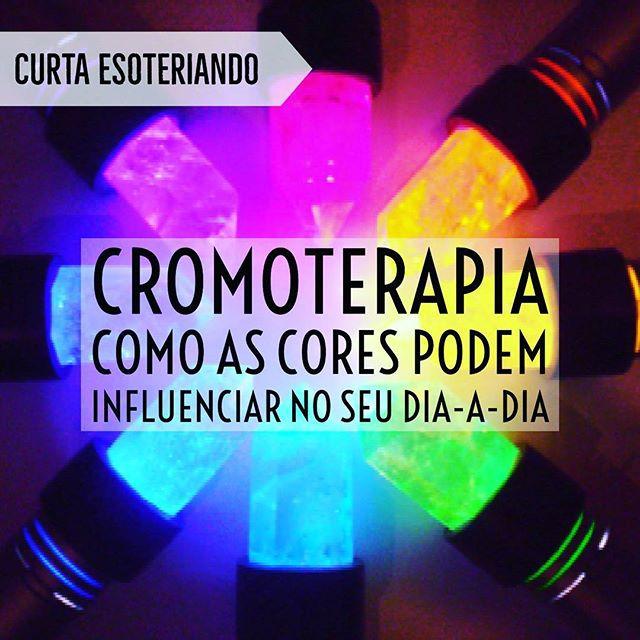 A cromoterapia é uma terapia alternativa, que usa a energia das cores com a finalidade de harmonizar o corpo físico e sutil relacionado as 7 cores do espectro solar.
