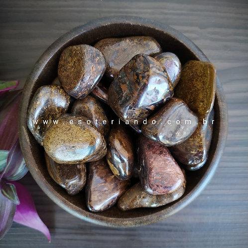 Bronzita - A Pedra da Realização e Proteção