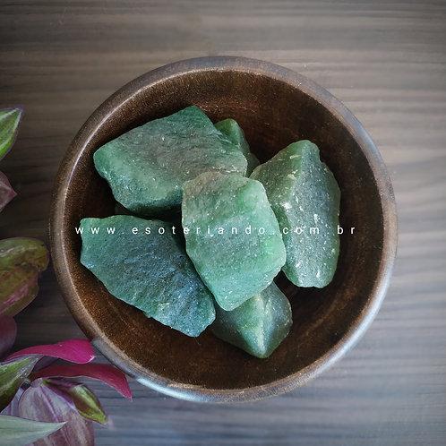 Quartzo Verde - A pedra da Cura