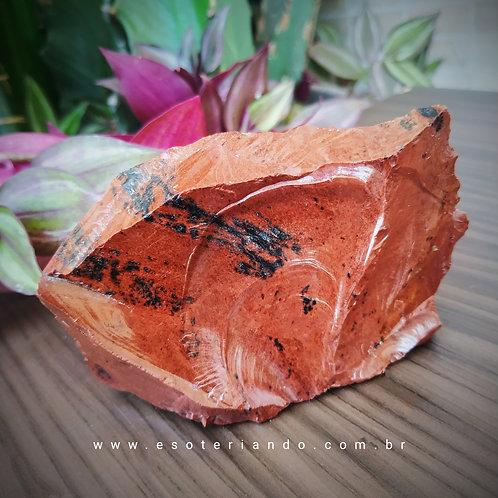 Obsidiana Mogno 214g