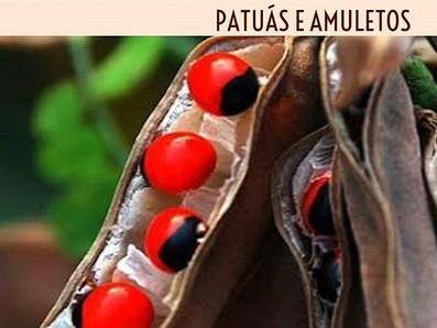 Amuleto - Olho de Cabra