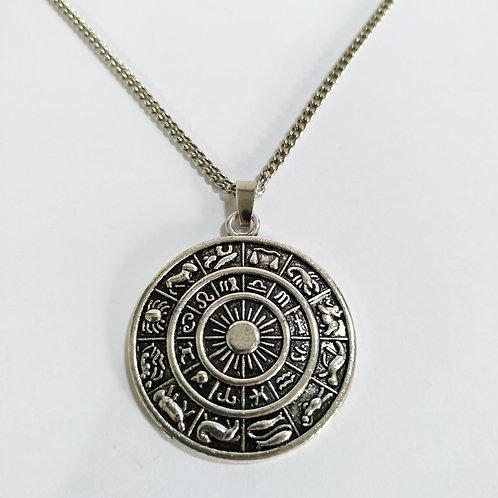 Colar Mandala Zodiacal