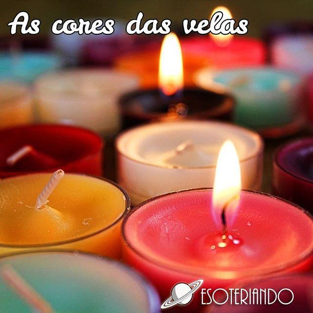 As cores das velas podem intensificar a intenção empregada na prece, veja abaixo o que cada cor significa.