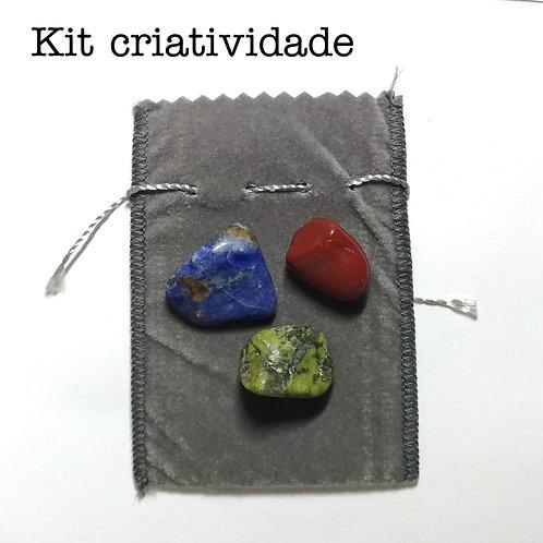 Kit criatividade