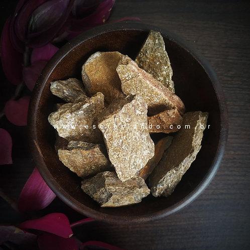 Bronzita Bruta - A Pedra da Realização e Proteção