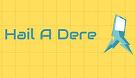 HAIL A DERE is an app that enables you to hail a driver to take your car to a destination of your choice.