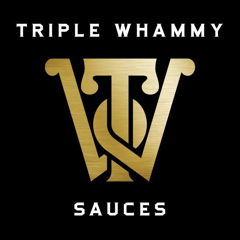 Triple Whammy Sauces Logo