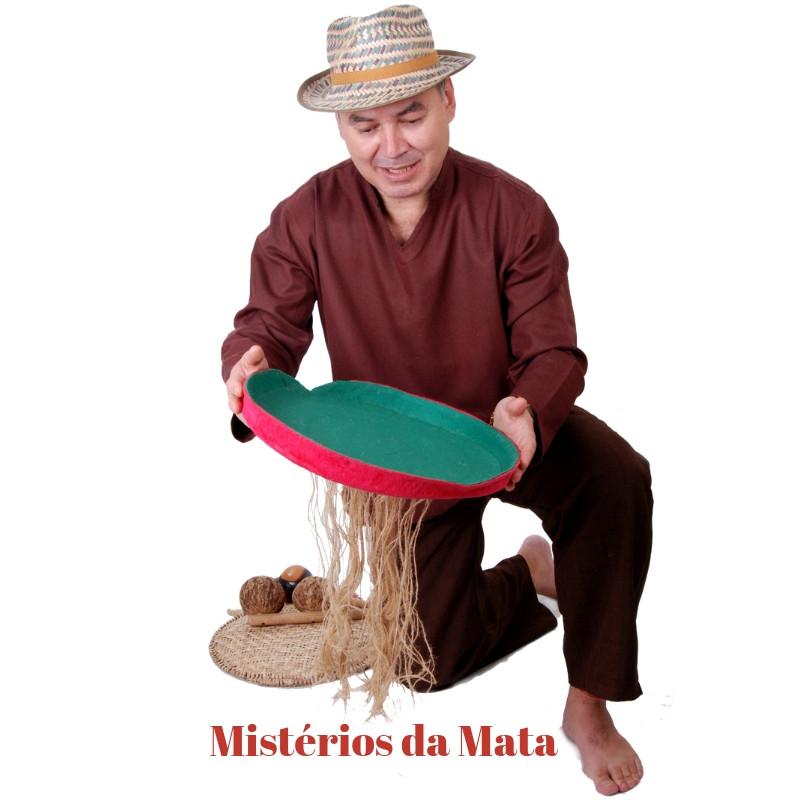 MISTÉRIOS DA MATA