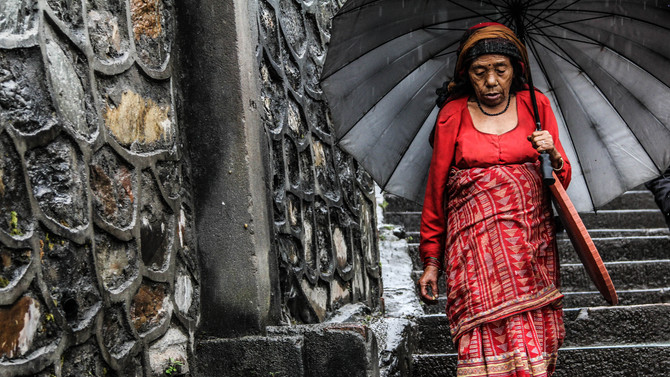 Oamenii din Nepal