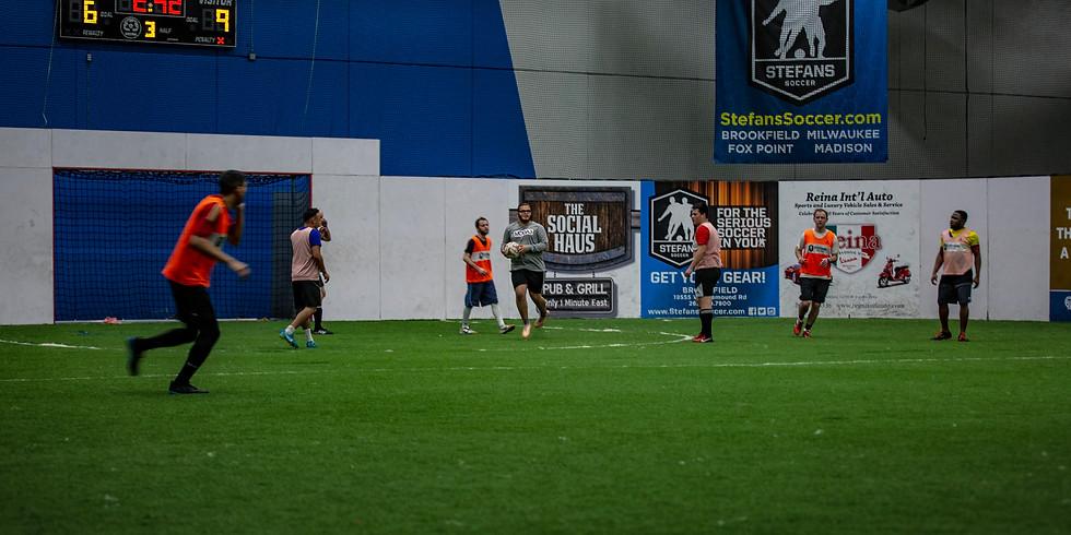 Indoor Pickup Soccer - $7 Per Player