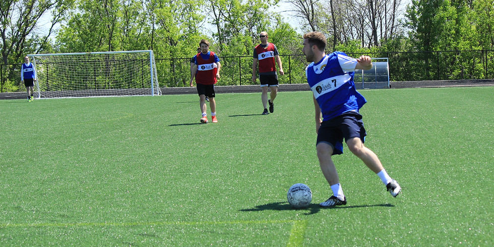 Outdoor Pickup Soccer - $9 Per Player