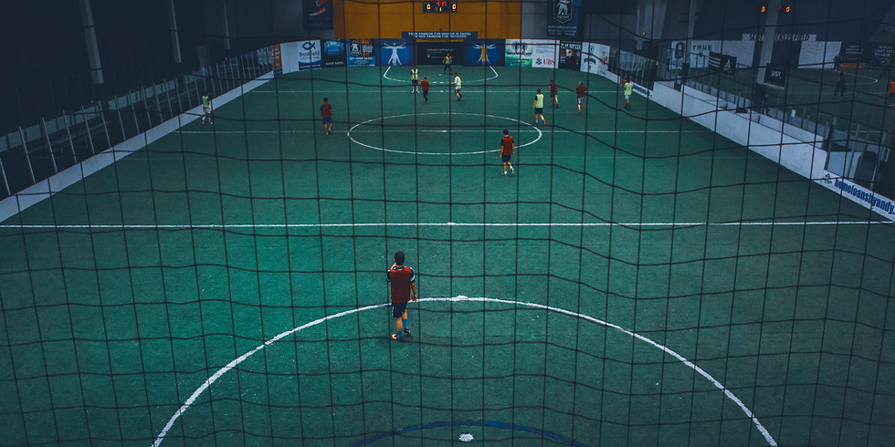 Indoor Pickup Soccer - $12 Per Player