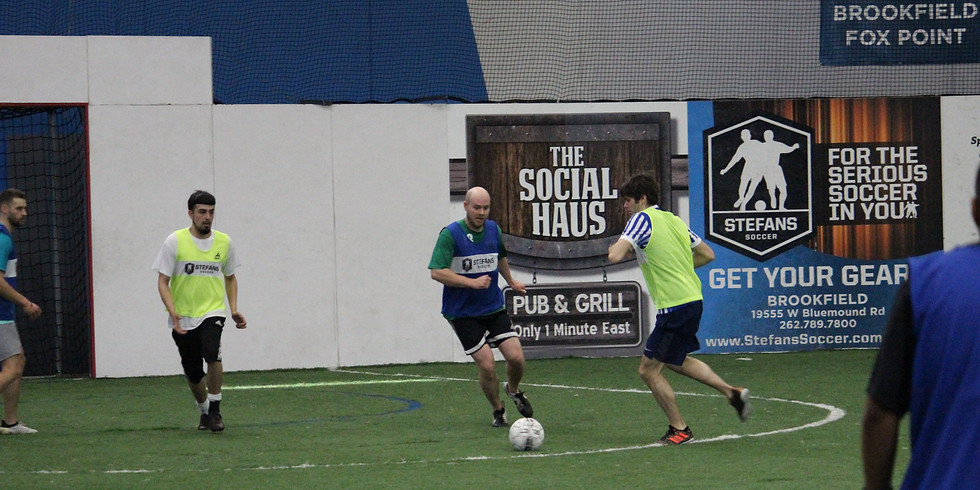 Indoor Soccer (6v6) - $7 Per Player
