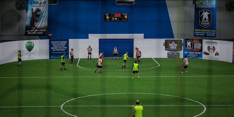 Indoor Pickup Soccer - $11 Per Player