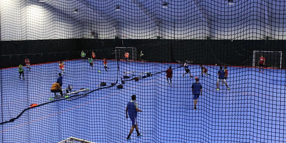 Indoor Pickup Futsal - $7 Per Player