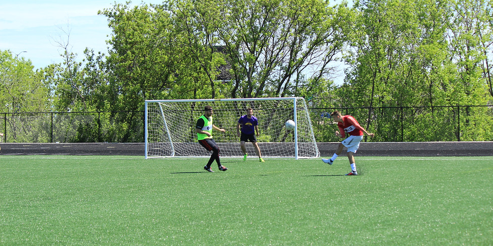 Outdoor Pickup Soccer - $9 Per Player  (1)