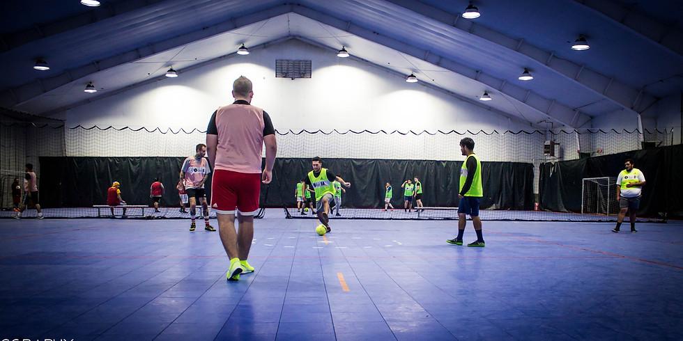 Indoor Pickup Futsal - $11 Per Player