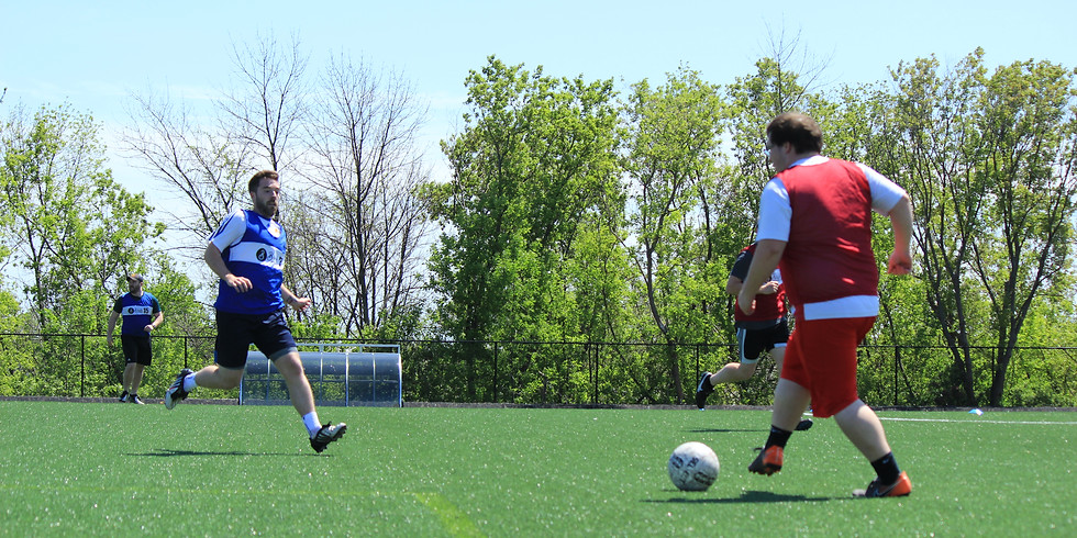 Outdoor Pickup Soccer (Turf) - $9 Per Player