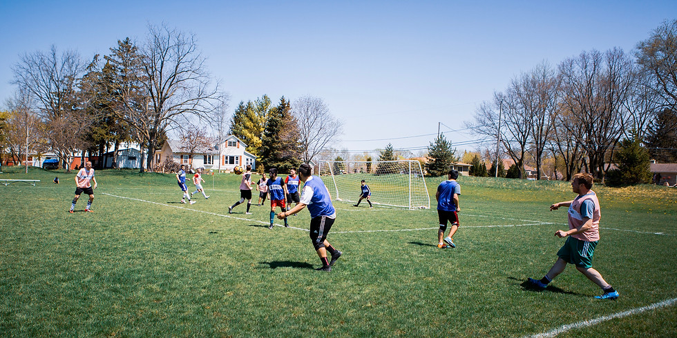 Outdoor Soccer (7v7) - $8 Per Player