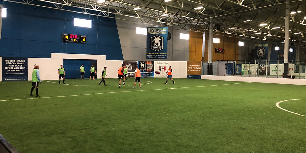 Indoor Soccer (6v6) - Field 1