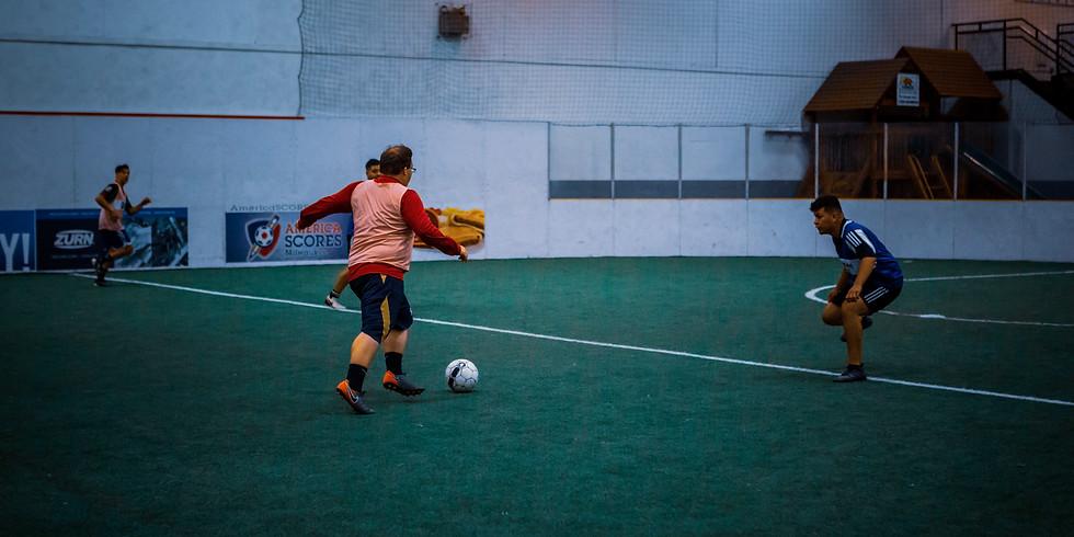 Indoor Soccer - $7 Per Player
