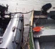 цепь для защиты лодки