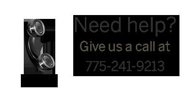 Need help? Call us.