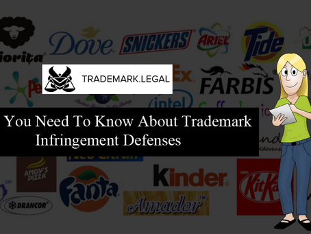 What You Need To Know About Trademark Infringement Defenses