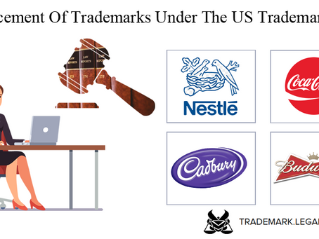 Enforcement Of Trademarks Under The US Trademark Law