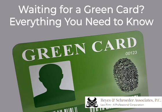 Waiting for a Green Card: Everything You Need to Know