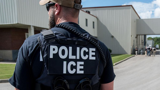 "NEWS ALERT:  ICE Officers ""Stalking"" California Courts"