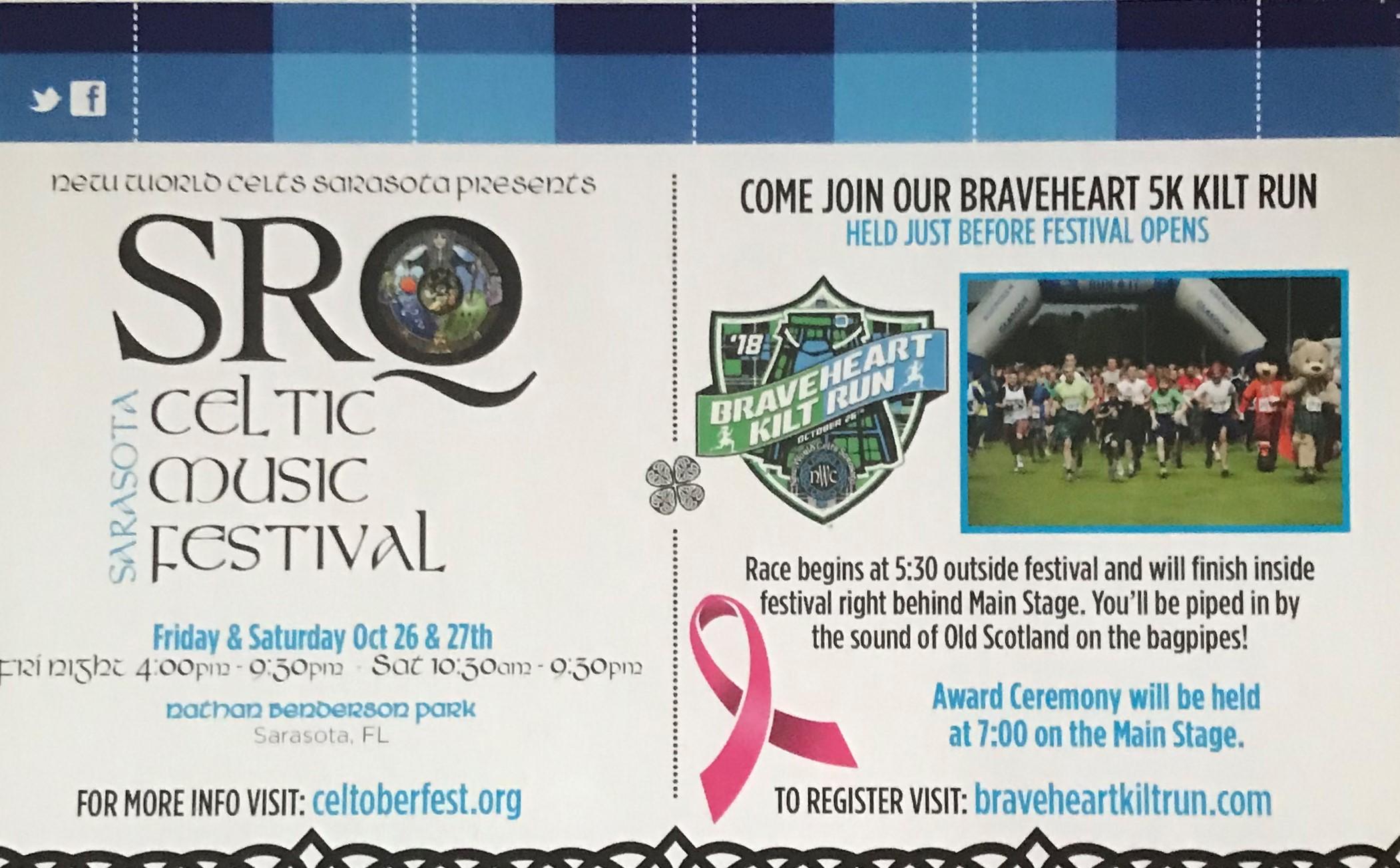 Celtoberfest Event
