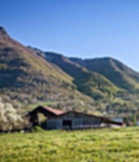 la ferme de Maneguet