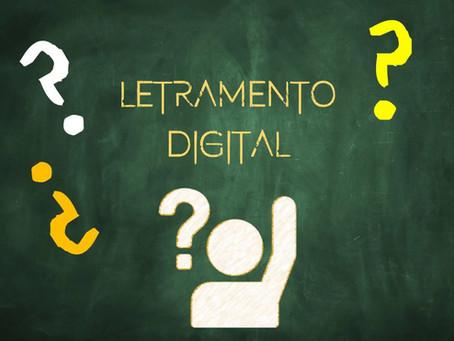 Letramento digital na sociedade do conhecimento
