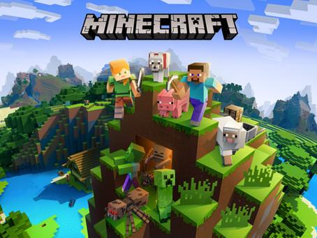 Competências digitais com Minecraft