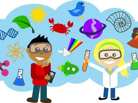 Os pequenos cientistas e a BNCC