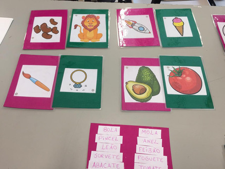 Jogos fonológicos: uma ferramenta para a aprendizagem